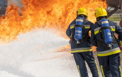 Welcome to the website of the Airport Fire Officers Association (AFOA)